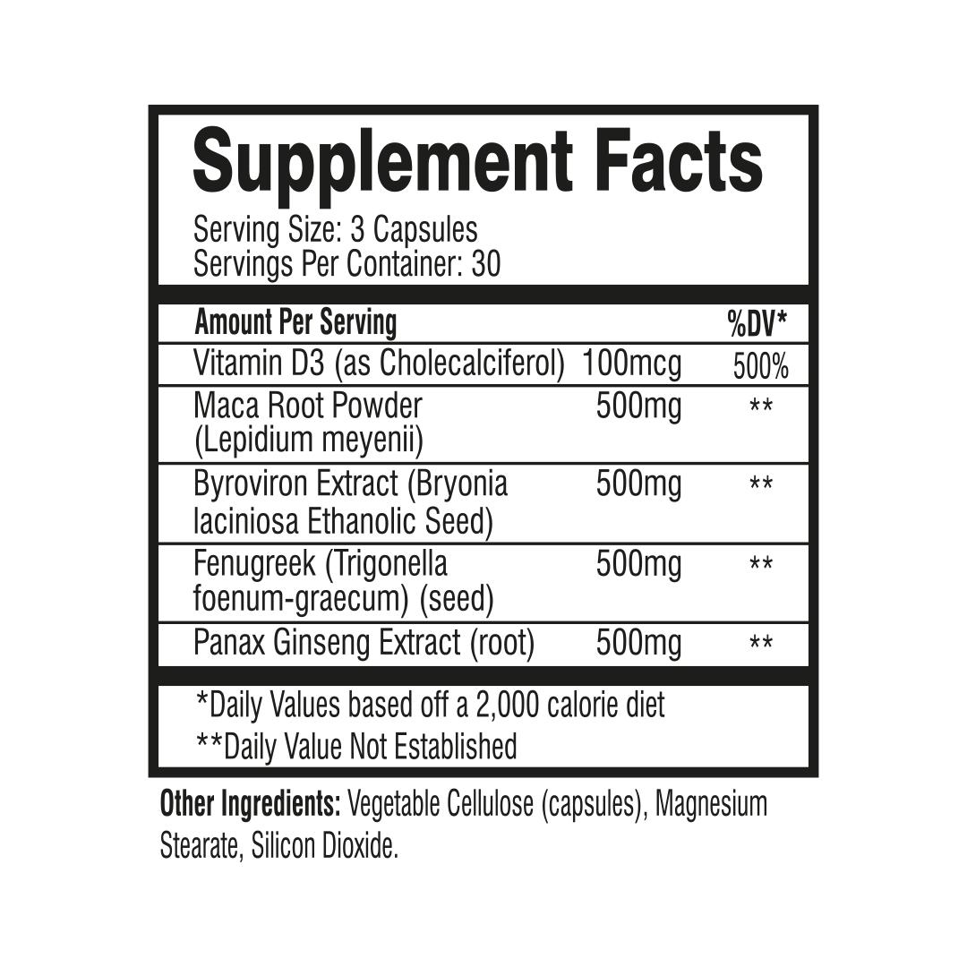 libido booster ingredients